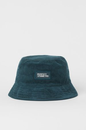 H&M Men Hats - Corduroy Bucket Hat