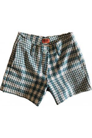 Missoni Wool mini short
