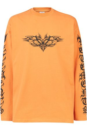Vetements Men Sweatshirts - Gothic-logo T-shirt