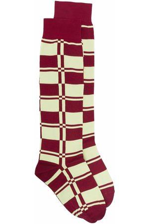 Jil Sander Geometric-pattern socks