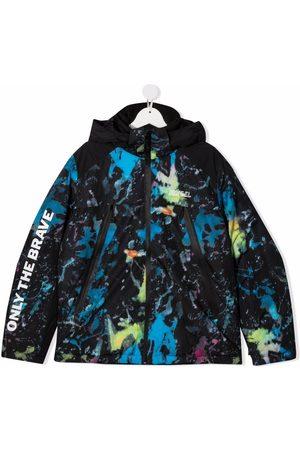 Diesel Jodelly-Ski tie-dye ski jacket