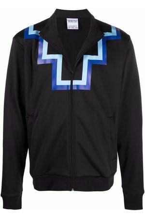 Marcelo Burlon County of Milan Cross slim track jacket
