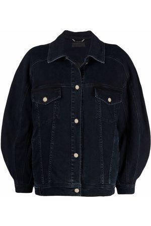 Alberta Ferretti Oversize denim jacket