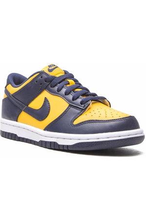 "Nike Dunk Low sneakers ""Michigan 2021"""