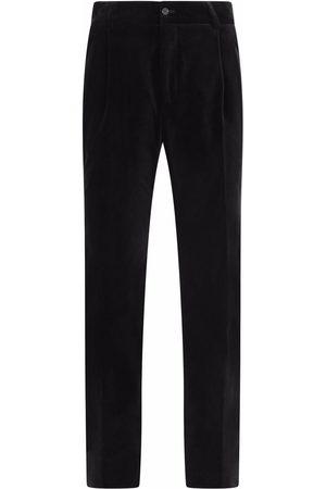 Dolce & Gabbana Men Formal Pants - Tailored straight-leg trousers