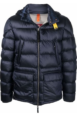 Parajumpers Greg hooded puffer jacket