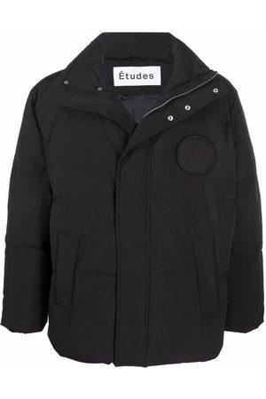 Etudes Men Puffer Jackets - Polaris padded jacket