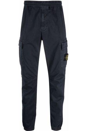 Stone Island Compass-badge cargo trousers