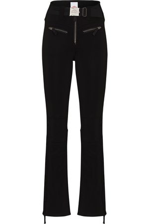 JET SET Starred slim-cut ski trousers