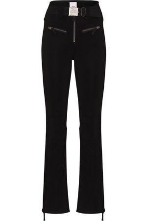 JET SET Women Ski Suits - Starred slim-cut ski trousers