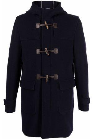 HERNO Toggle-fastening duffle coat