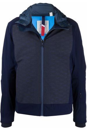 Rossignol Men Puffer Jackets - Panelled padded jacket