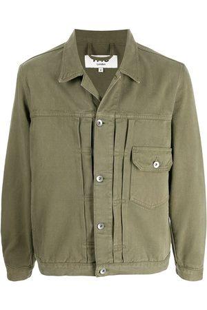 YMC Men Denim Jackets - MK2 organic-cotton denim jacket