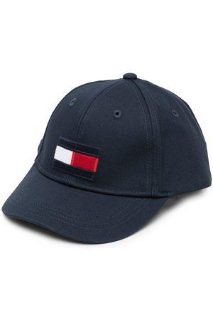 Tommy Hilfiger Boys Caps - Embroidered-logo baseball cap