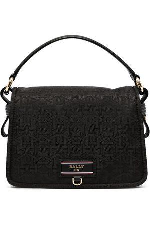 Bally Women Shoulder Bags - Monogram-pattern crossbody bag