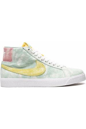 Nike Zoom Blazer high-top sneakers