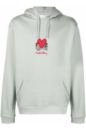 Axel Arigato X Keith Haring organic cotton hoodie
