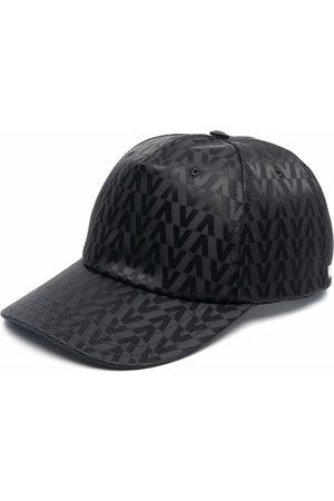 VALENTINO V pattern baseball cap
