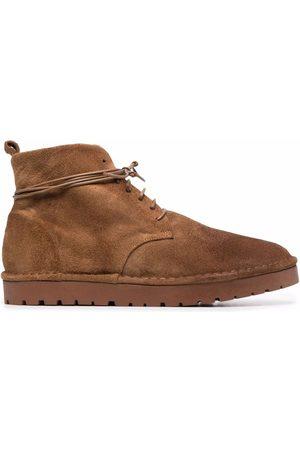 MARSÈLL Sancrispa Alta lace-up boots