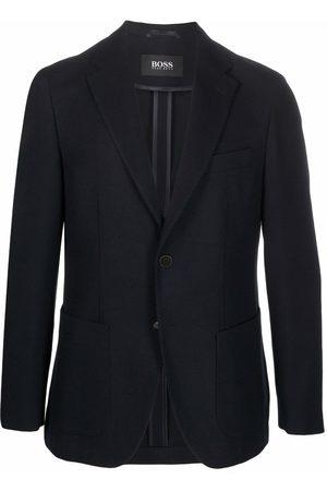 HUGO BOSS Men Blazers - Single-breasted tailored blazer