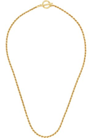 ALL BLUES Men Necklaces - Polished Rope Necklace