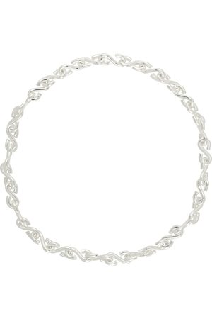 ALL BLUES Men Necklaces - Polished S Necklace