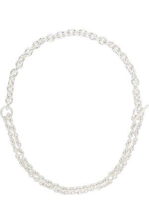 ALL BLUES Men Necklaces - Double Necklace