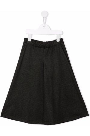 Piccola Ludo Wide leg trousers - Grey