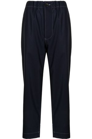 SOFIE D'HOORE Women Pants - Cropped wool trousers