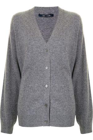 SOFIE D'HOORE Mélange cashmere cardigan - Grey