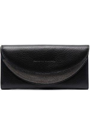 Fabiana Filippi Women Wallets - Monili chain detail flap wallet