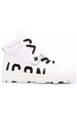 Dsquared2 Icon high-top sneakers