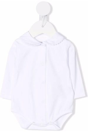 KNOT Rompers - Heleni peter pan collar bodie