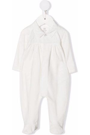 KNOT Pajamas - Dystopia velvet baby grown