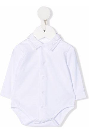 KNOT Bodysuits & All-In-Ones - Shirt-collar newborn babygrow