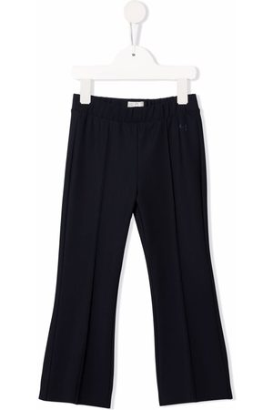Il gufo Formal Pants - Pleated tailored trousers