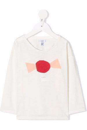 KNOT A Candy longsleeved T-shirt - Neutrals