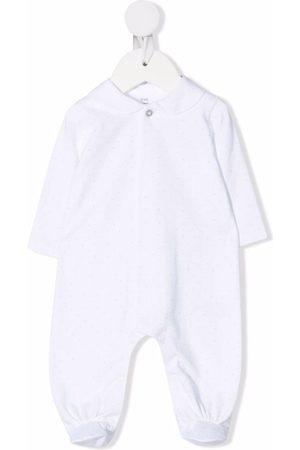 KNOT Pajamas - Seurat polka dot pyjama