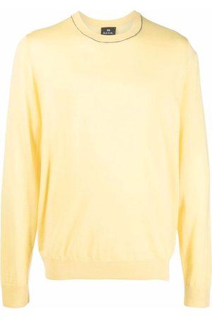 Paul Smith Men Sweatshirts - Round neck knitted jumper