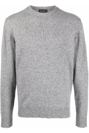 Roberto Collina Pullover crewneck jumper - Grey