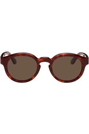 HAN Kjøbenhavn Men Sunglasses - Red & Tortoiseshell Dan Sunglasses