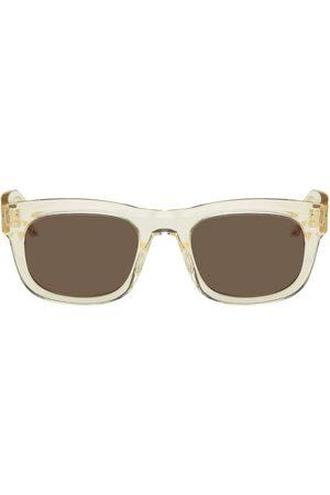 HAN Kjøbenhavn Off-White National Sunglasses