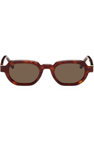 HAN Kjøbenhavn Men Sunglasses - Red & Tortoiseshell Banks Sunglasses