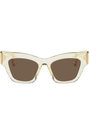 HAN Kjøbenhavn Men Sunglasses - Off-White Jenali Sunglasses