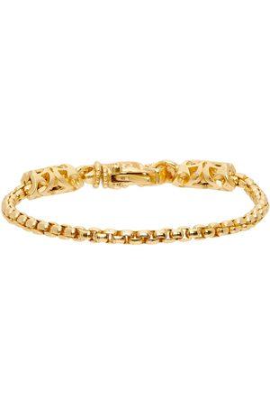 EMANUELE BICOCCHI Men Bracelets - Round Chain Bracelet