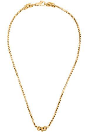 EMANUELE BICOCCHI Gold Round Chain Necklace