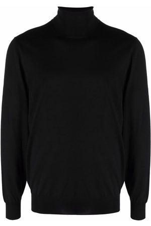 corneliani Roll-neck virgin wool jumper