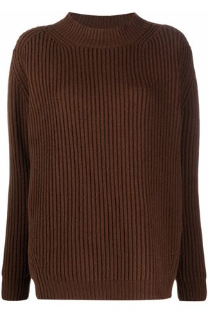 The Andamane Ribbed-knit jumper