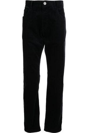 Armani Men Straight Leg Pants - Straight-leg trousers
