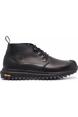 Diemme Men Lace-up Boots - Lace-up leather boots